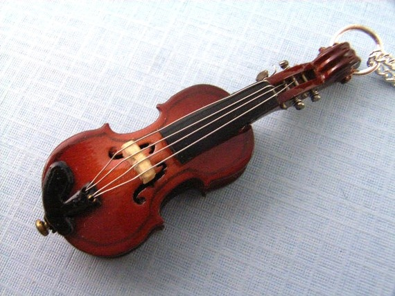 58 Best Images About Violin Jewelry On Pinterest