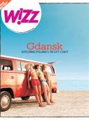 Inflight magazine cover image: W!ZZ (Wizz Air)