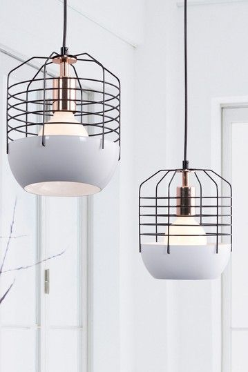 cage lights