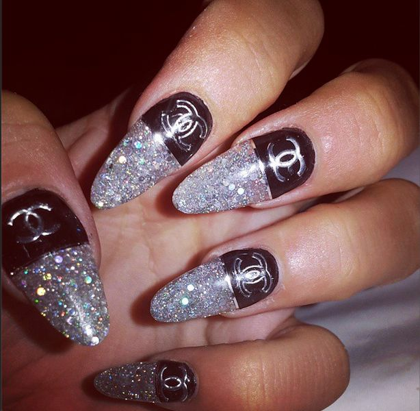 13 best lily allen the nail art queen images on pinterest queen lily allen nail art prinsesfo Images