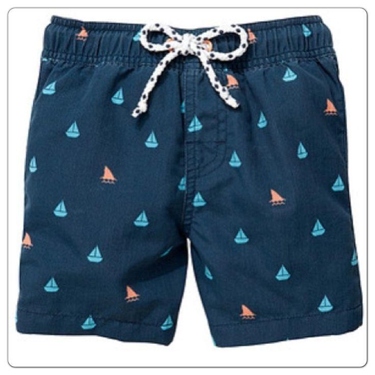 Shorts love nautical