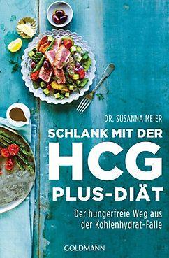 Schlank mit der HCG-plus-Diät Buch bei Weltbild.ch bestellen