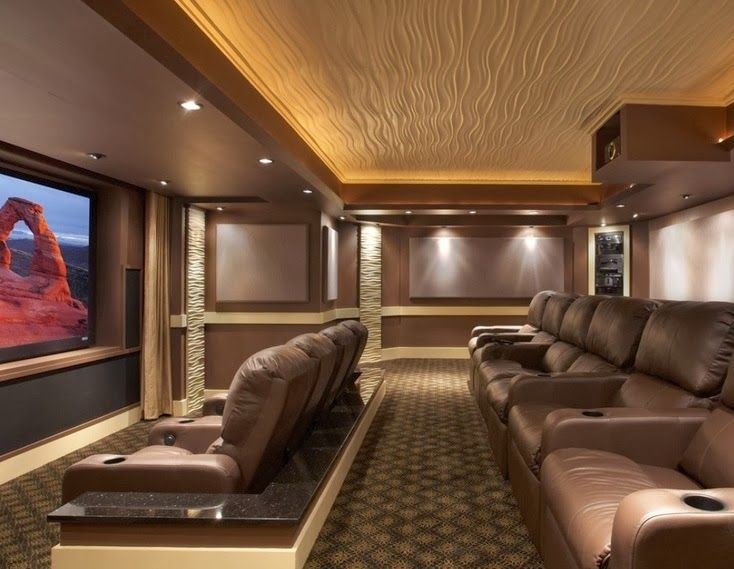 59 Best Images About Home Theatre On Pinterest | Media Room Design