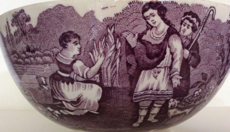 Petrus Regout - Ruth en Boaz