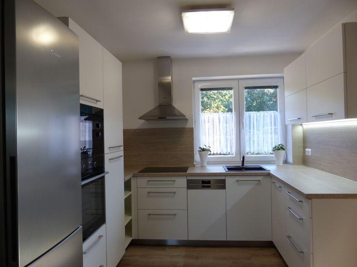Kuchyň v neutrálních barvách - Interiérový design - MULA DESIGN
