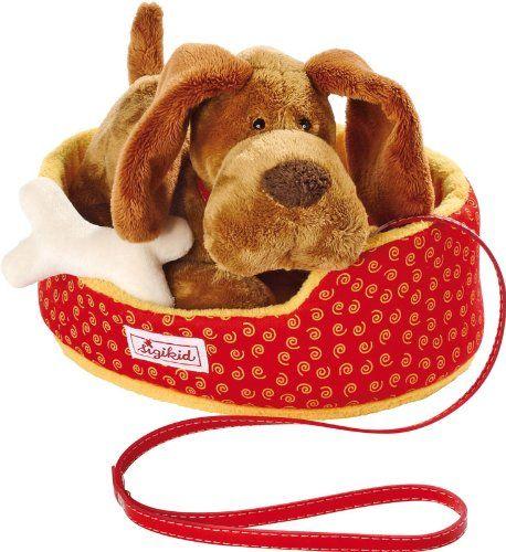 Sigikid 36994 - Hund mit Korb, Freddy, Größe: 25 cm Sigikid http://www.amazon.de/dp/B0007NNXKO/ref=cm_sw_r_pi_dp_DPdkub0S2NDAK