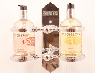 Chadder & Co Accessories traditional bath products