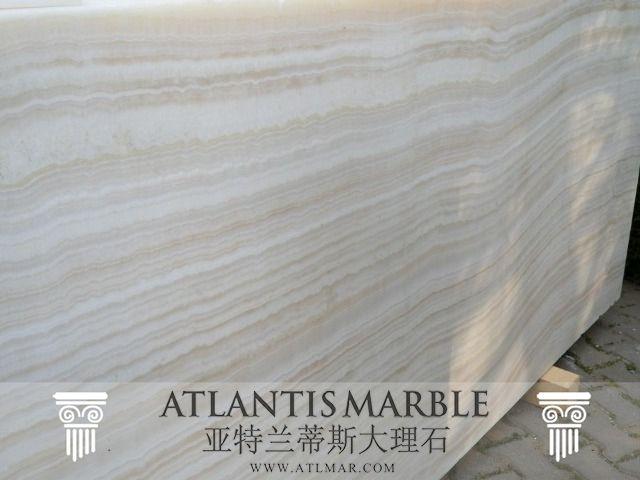 Turkish Marble Block & Slab Export / ONYX WHITE Marble   http://www.atlmar.com/product/212-turkish-marble-onyx-white-slab.html