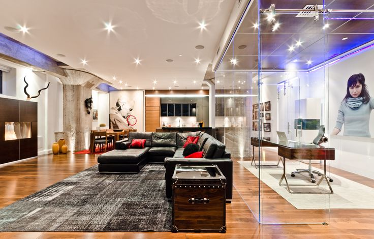 If Youre Looking For A Quality Ideas How To Make Your Apartment Modern This Gorgeous In Montreal Might Be Good Place Start