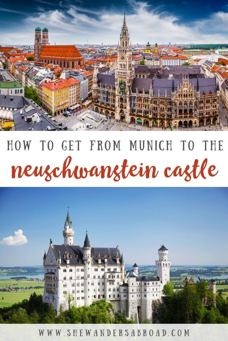 7cad0770f4542728933898941ac6ab39 - How Do You Get To Neuschwanstein Castle From Munich