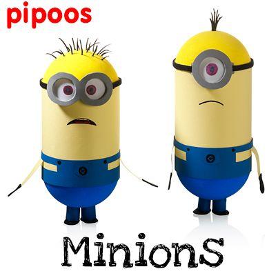 Verschrikkelijke Ikke, Despicable Me, Minions #Sinterklaas #Surprise #Suprise #Pipoos www.pipoos.com