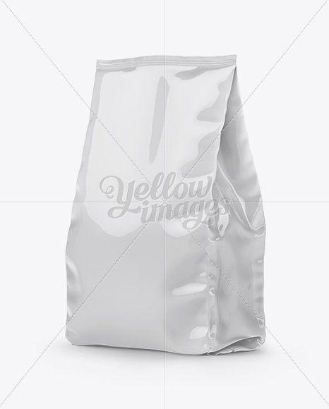 Download White Pouch Mockup Psd Bag Mockup Design Mockup Free Mockup Free Psd