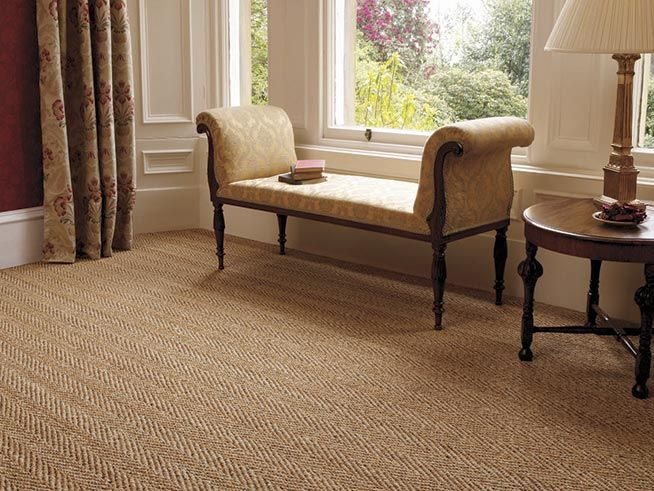 Interior Decorating and Home Staging Blog by Kiki's Decor Natural Sisal Carpeting