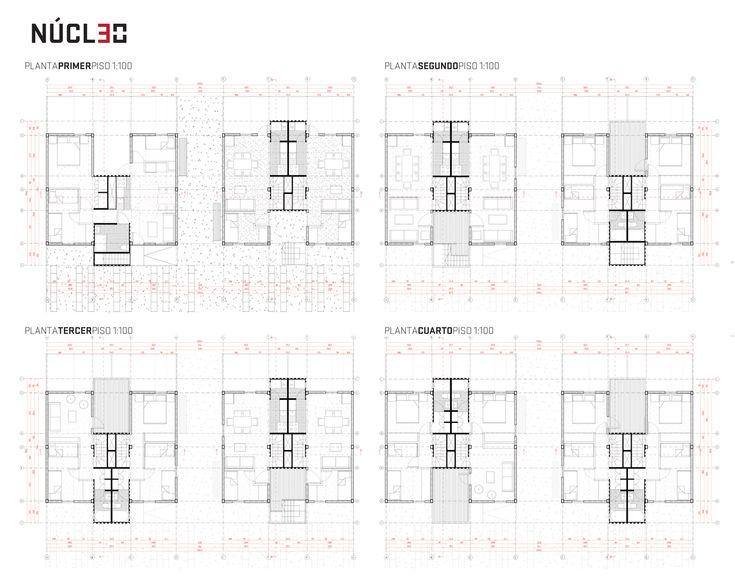 Galería - Mención Honrosa profesional en nuevo plan maestro urbano habitacional en Alto Hospicio - 23