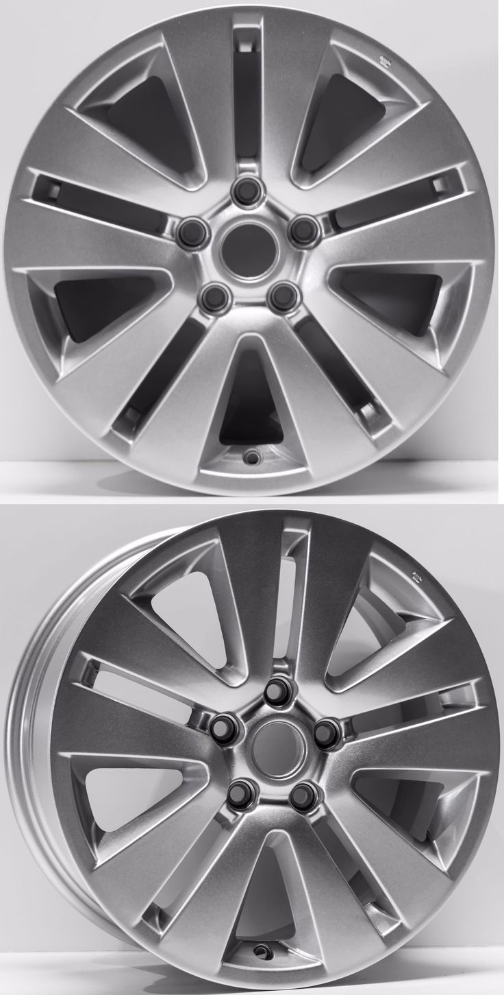 auto parts - general: Set Of (4) Subaru Outback 2015 2016 17 New Replacement Wheel Rim Tn 68824 97237 -> BUY IT NOW ONLY: $512.99 on eBay!
