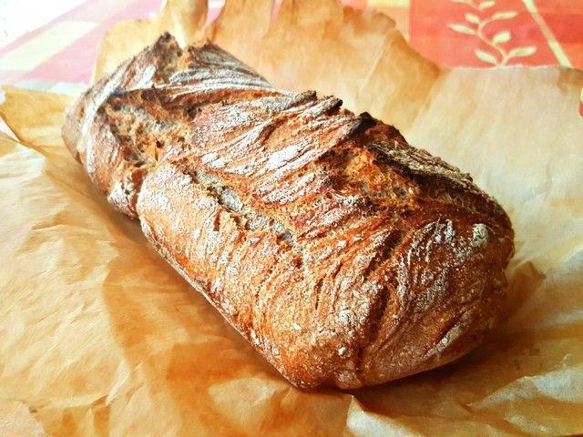 A legegyszerűbb kenyér