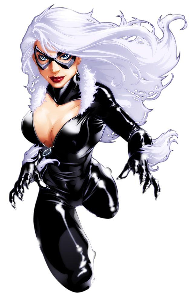 Marvel Black Cat X Spiderman