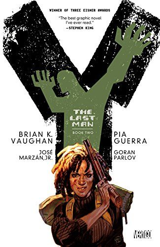 Y: The Last Man Book Two by Brian K. Vaughan