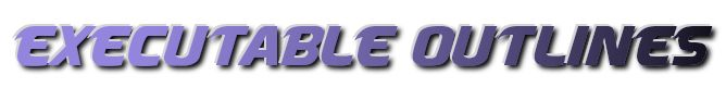 Executable Outlines. This website provides outlines on various vible topics. Great for Sunday School and VBS.