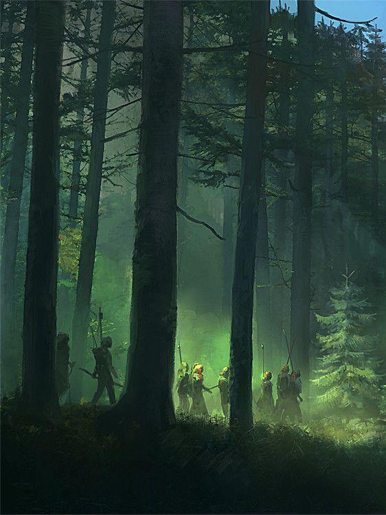 Taiga by Ville Assinen
