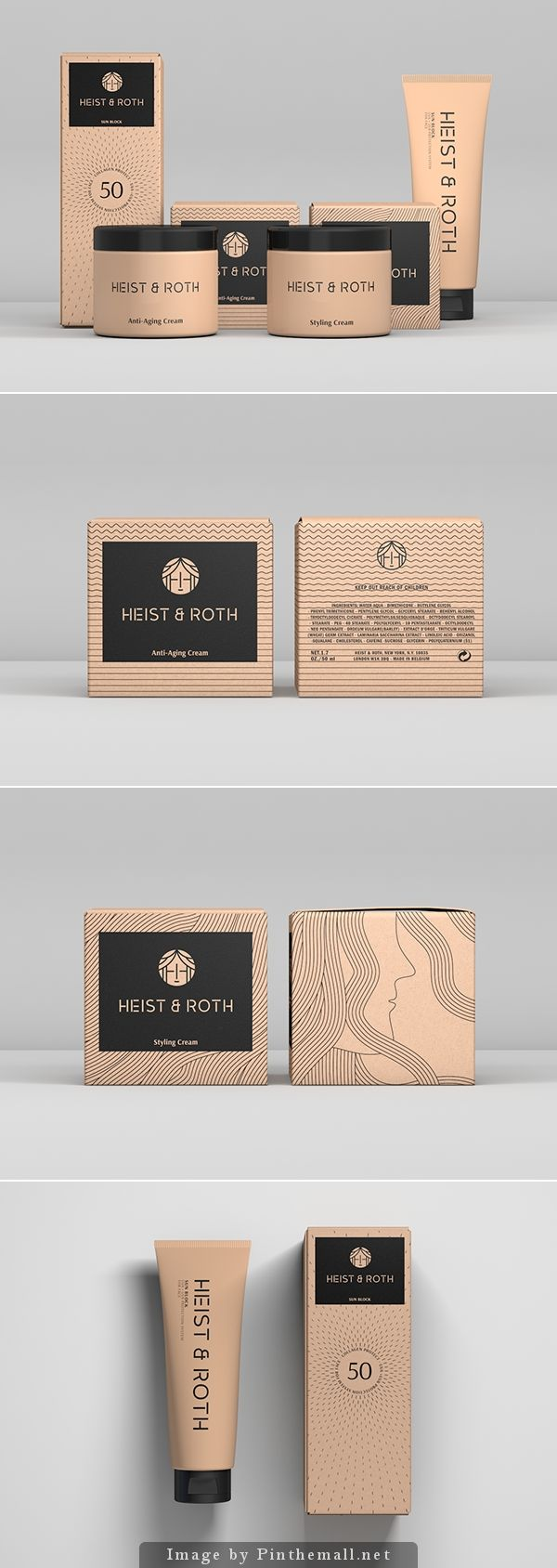 Heist & Roth - skin care and beauty products