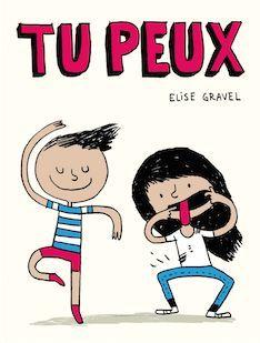 GRATUIT Un très joli livre pour enfants sur la liberté d'être soi-même - be yourself kid - Bien pour la classe et le vocab sur la personnalité et les sentiments! Livres format PDF | Elise Gravel