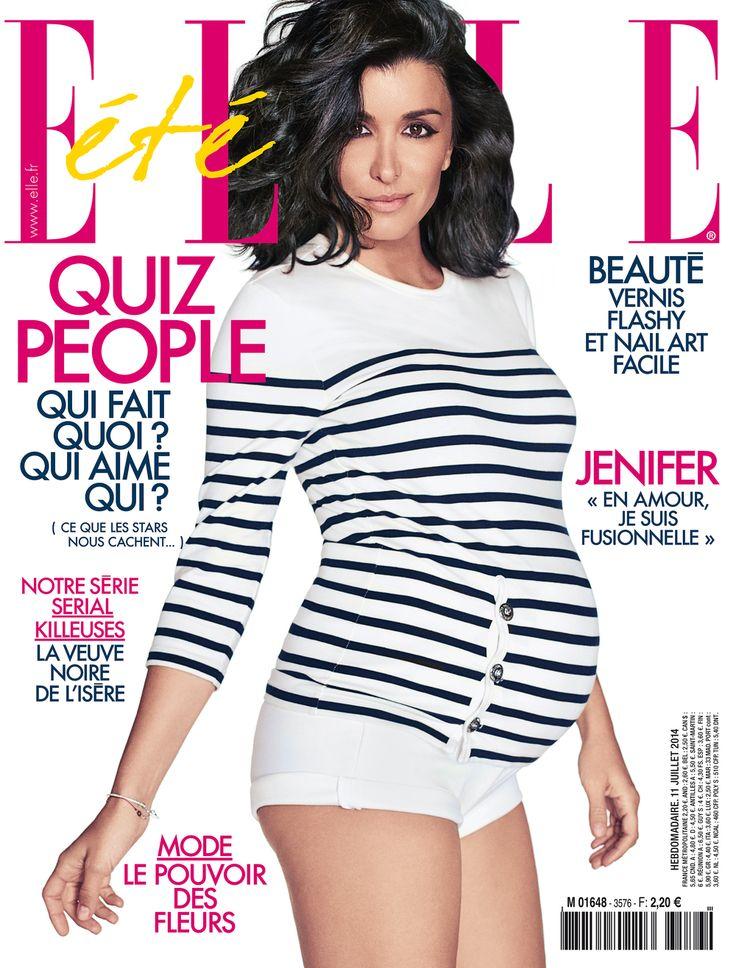 Jenifer, enceinte et amoureuse cette semaine dans ELLE ! (n°3576) http://www.elle.fr/People/La-vie-des-people/News/Jenifer-se-confie-a-ELLE-La-vie-a-deux-est-tellement-extraordinaire-que-ca-en-est-limite-effrayant-2729547