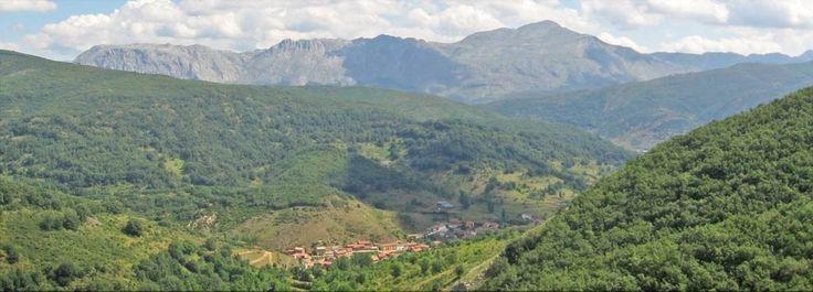 Montaña central de León - campamentos de inglés GMR
