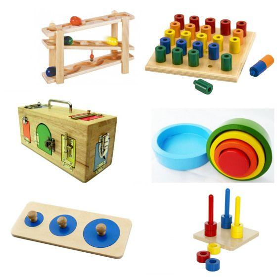 9 Best Montessori Toddler Toys Images On Pinterest