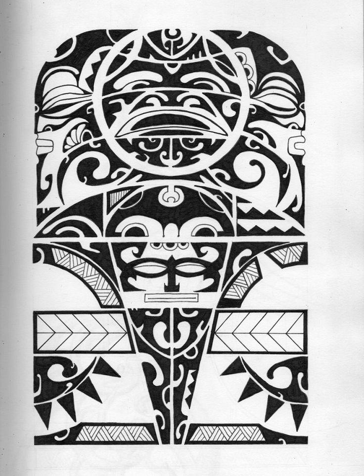 tatuaggio-maori-forma-rettangolare