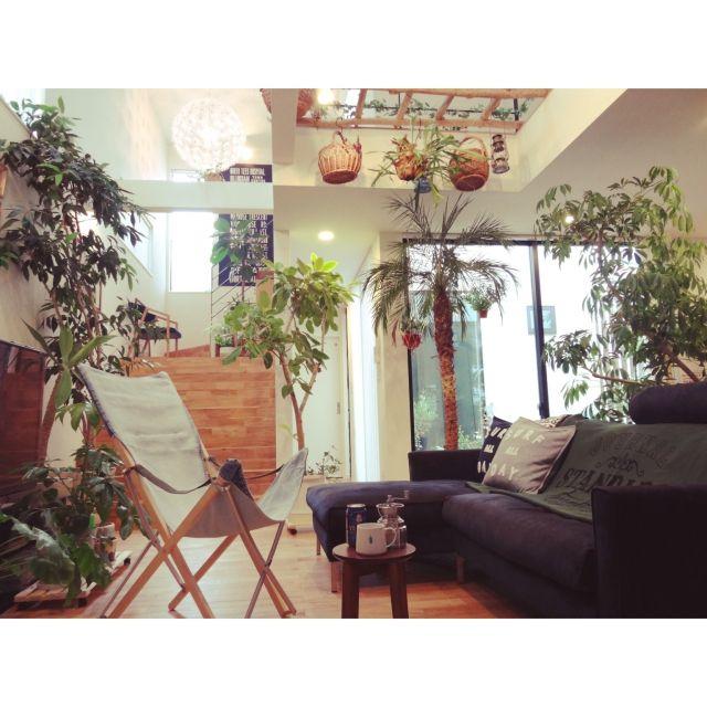 行楽シーズン到来!部屋の中でも楽しめるアウトドアスタイル | RoomClip mag | 暮らしとインテリアのwebマガジン