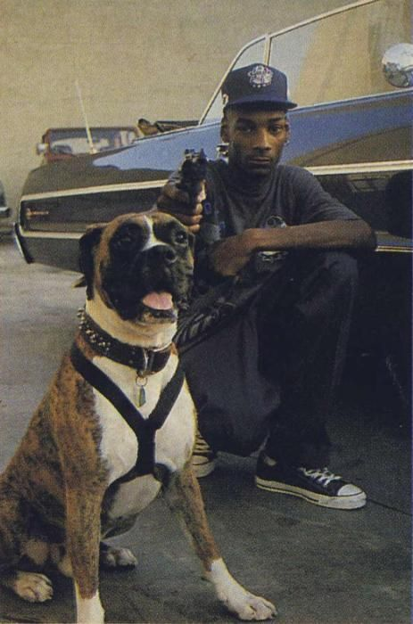 young #snoop dogg