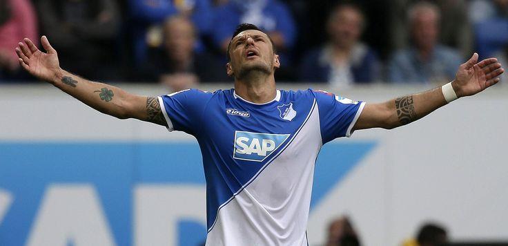 @Hoffenheim Sejad Salihović #9ine