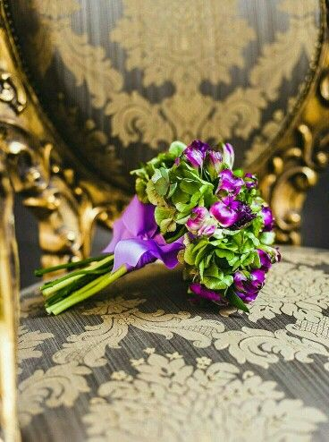 Wedding bouquet / svatební kytice • hydrangea