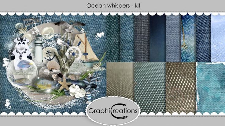 Ocean whispers by Graphic Creations