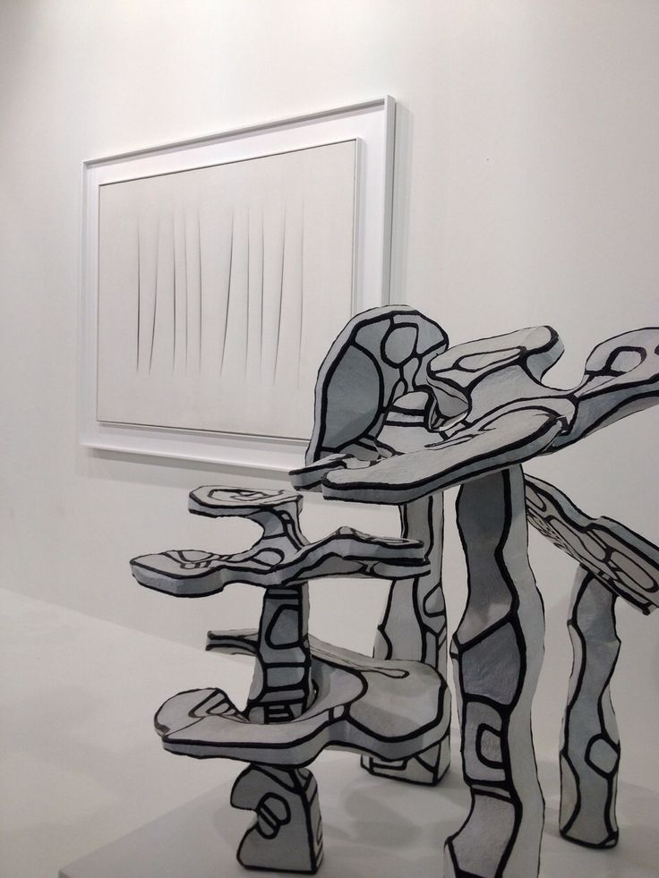 #LucioFontana e #JeanDubuffet, #ArtBasel