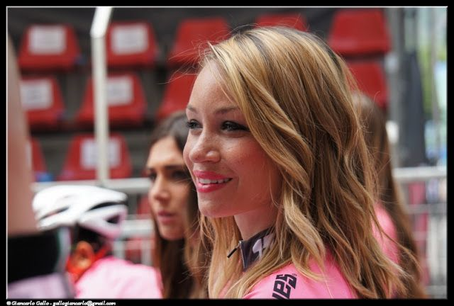 Giro d'Italia 2016 - Pinerolo - Fotografie all'arrivo