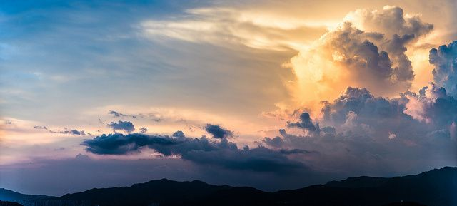 Cloudscape Photography by See-ming Lee - Image Source: http://www.flickr.com/photos/seeminglee/
