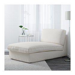 IKEA - KIVIK, Schäslong, Isunda grå, , KIVIK är en rymlig soffserie där du sitter mjukt, djupt och med bekvämt stöd för ryggen.Sittplymån formar sig exakt efter din kropp och återfår snabbt sin släta yta när du reser dig eftersom den har ett toppskikt av memoryskum.Schäslongen kan användas fristående eller byggas ihop med sofforna och ensitssektionen i soffserien.Klädseln är lätt att hålla ren eftersom den är avtagbar och kan kemtvättas.10 års garanti. Läs om villkoren i garantibroschyren.