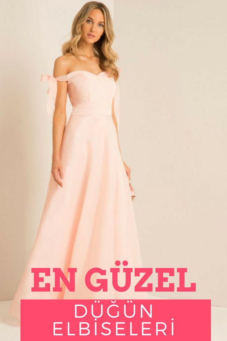 Düğün elbise modelleri davetler için önemli konulardan. Uzun, kısa, tesettür, genç ve diğer birçok modeller ile birbirinden güzel abiye fikirleri alabilir..