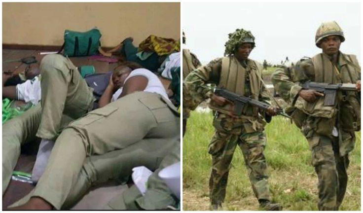Rivers rerun: How we rescued 5 NYSC members, discovered beheaded physique - Military - Nigerian Newspapers Headlines - Trending News Today & Around The World