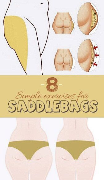 8 Simple Exercises To Reduce Fat In Saddlebags  Butt Exercises-3671