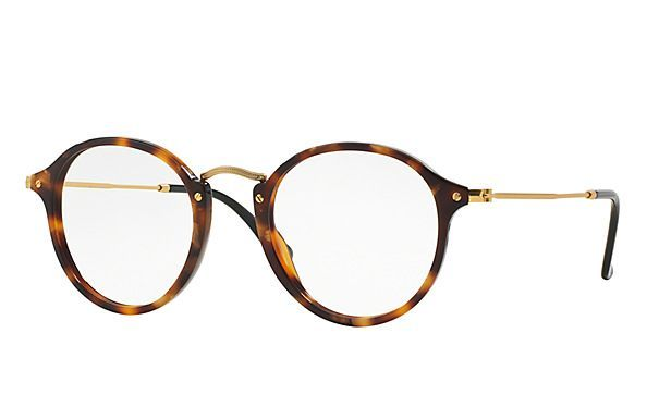 Ray-Ban 0RX2447V  - ROUND FLECK OPTICAL | Boutique en ligne Ray-Ban officielle