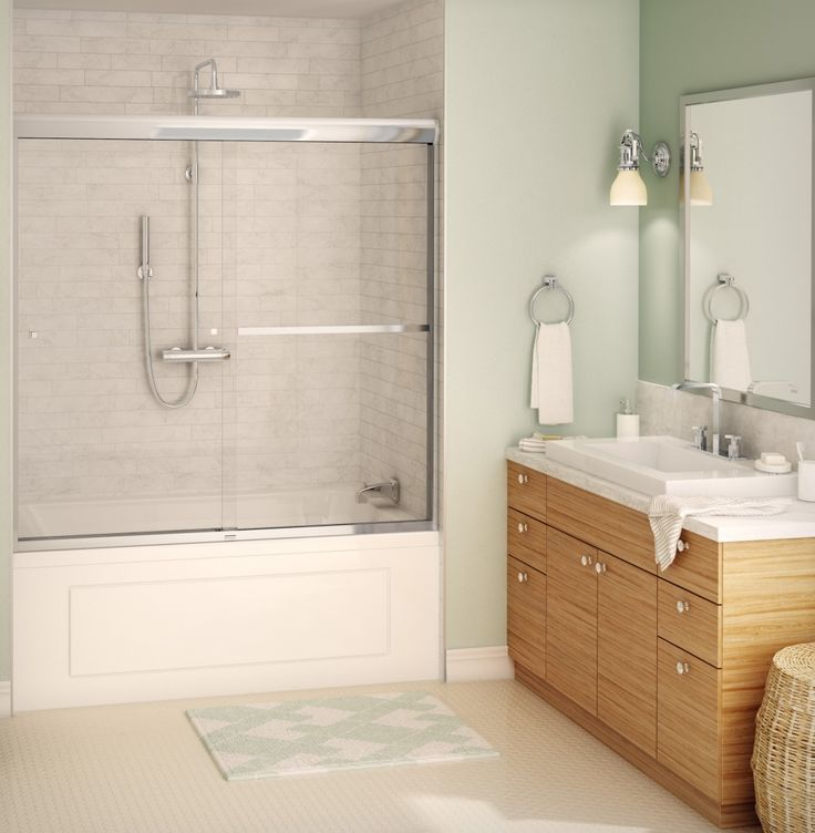 Your Bathroom Will Stay Safe And Sound With This Maax