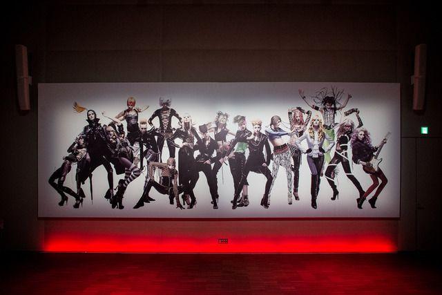 """資生堂銀座ビルで、""""ジョジョ""""写真展開催中。 ほとばしるほど強いジョジョ愛!"""
