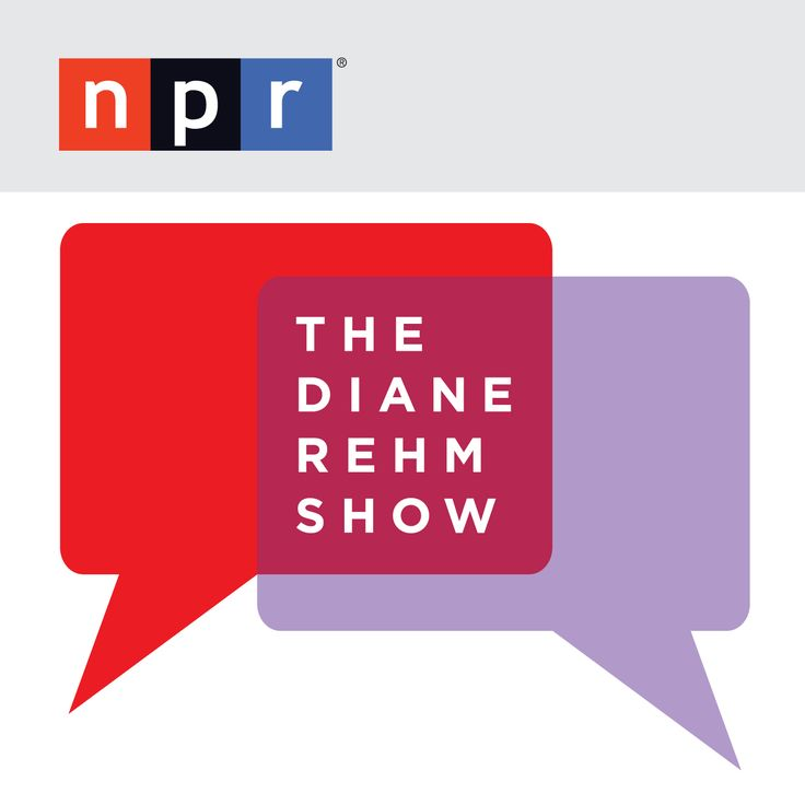 Podcasts - The Diane Rehm Show