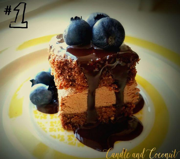Isteni nyers, vegán, mindenmentes csokoládé mousse torta