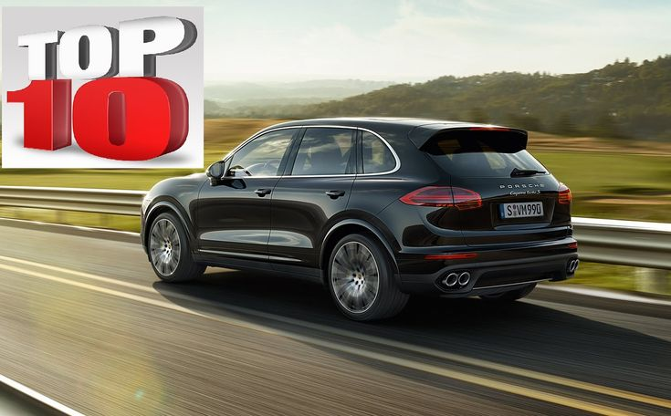 TOP 10 Luxory SUV of 2016