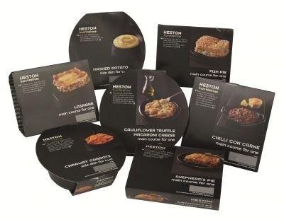 Heston blumenthal packaging