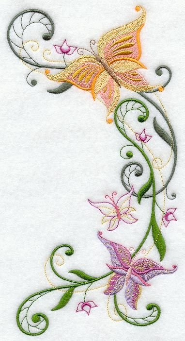 Machine Embroidery Designs at Embroidery Library! - Color Change - D4165